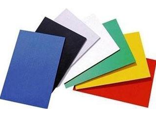 PVC色板